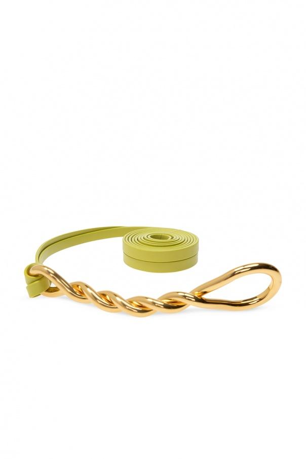 Bottega Veneta Decorative buckle belt