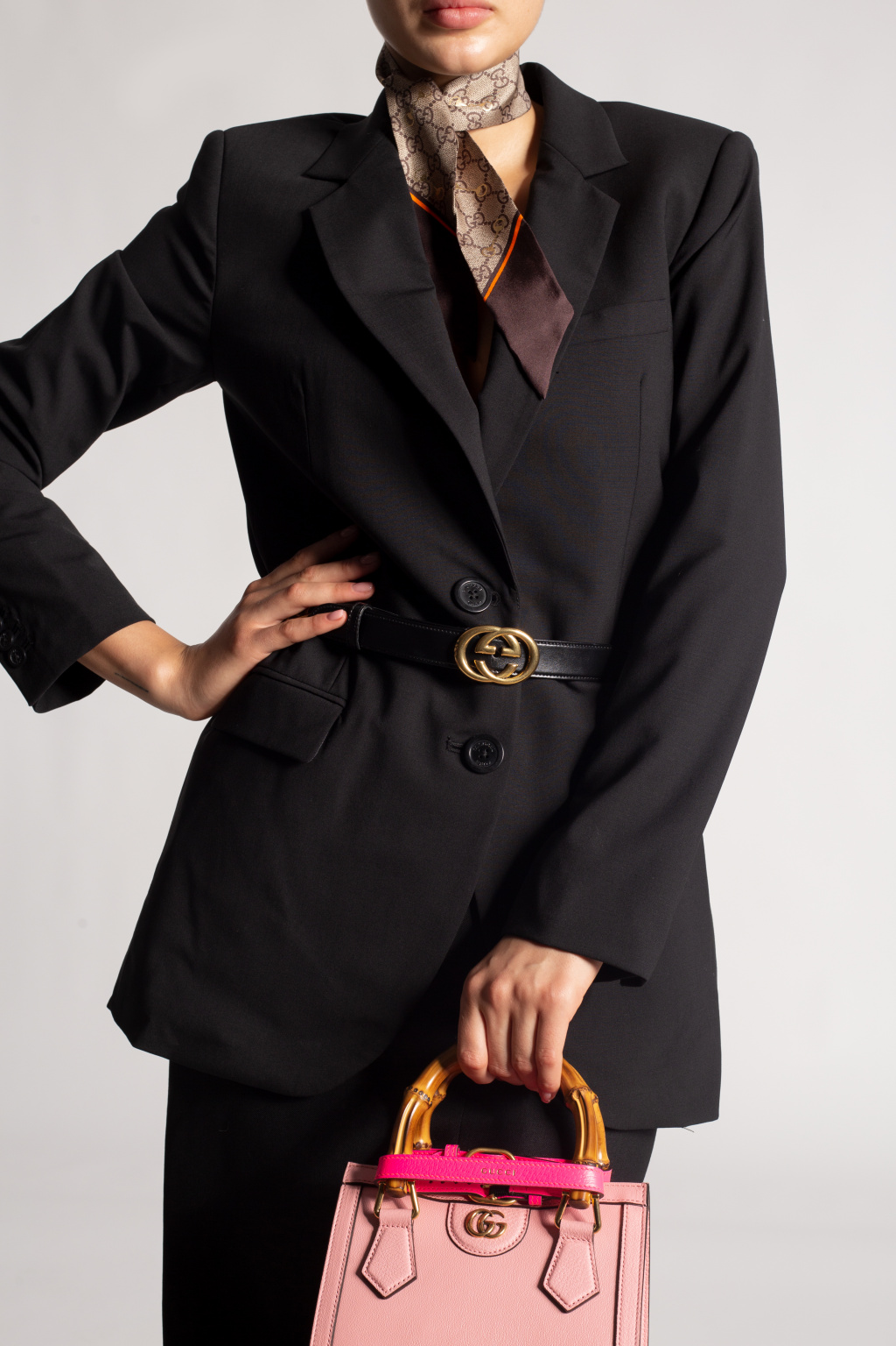 Gucci 品牌腕带