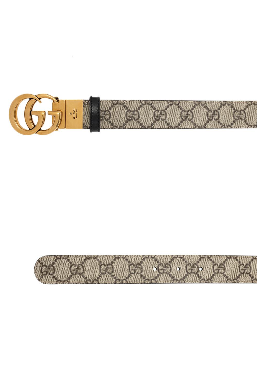 Gucci Reversible belt