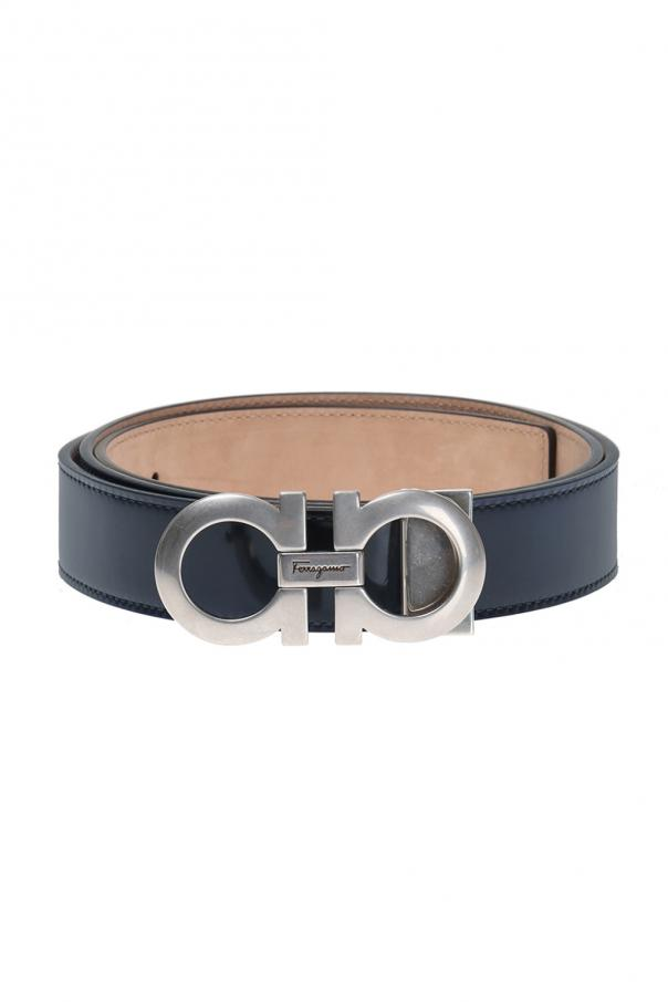Leather belt Salvatore Ferragamo - Vitkac shop online 19df52889e2e9