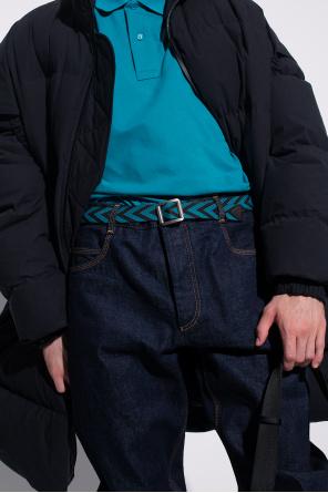 Patterned belt od Bottega Veneta