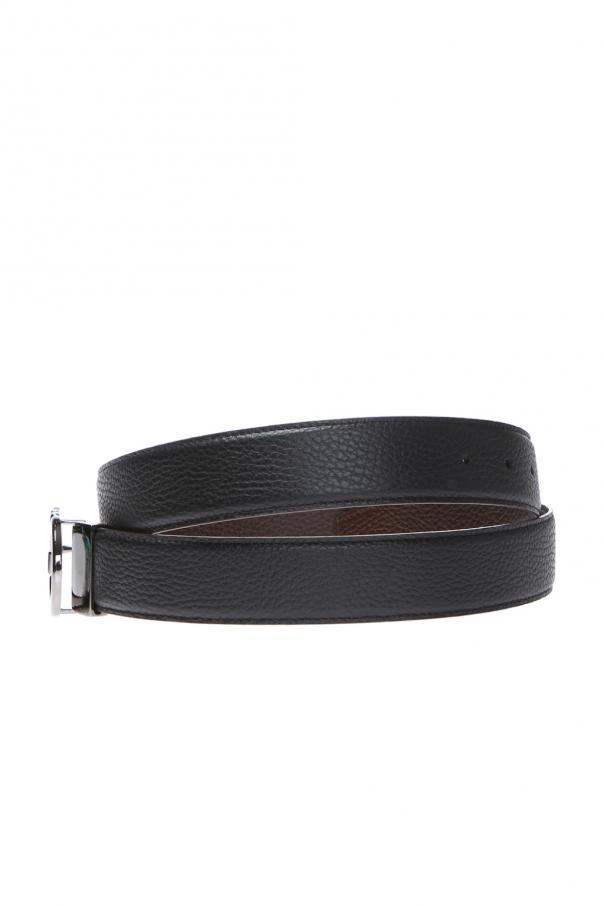 Logo-buckled belt od Salvatore Ferragamo
