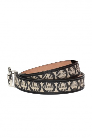 Patterned belt od Salvatore Ferragamo