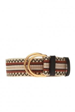Belt with logo od Stella McCartney