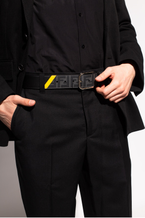 Belt with logo od Fendi