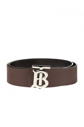 Leather belt od Burberry