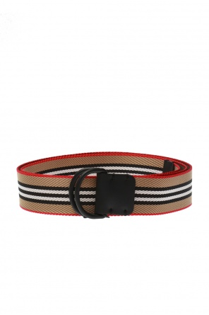 Jacquard-stripe belt od Burberry