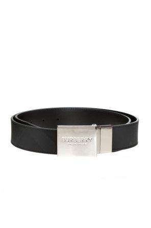 Belt with decorative logo od Burberry