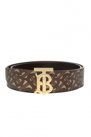 Patterned belt od Burberry
