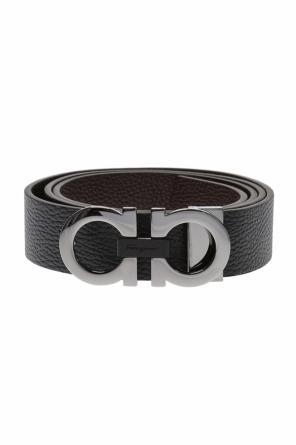 Reversible leather belt od Salvatore Ferragamo