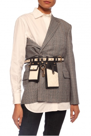 Multi-accessory belt od Fendi