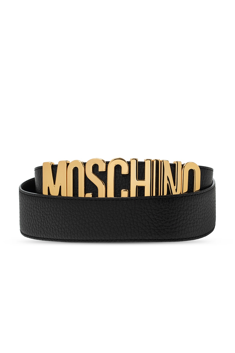 Moschino Branded belt