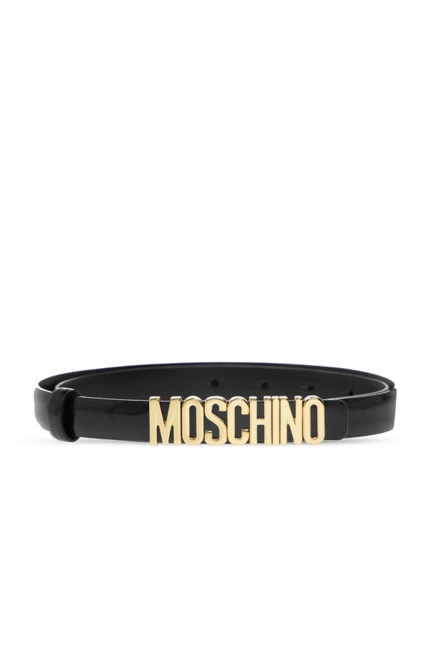 Moschino Belt with logo
