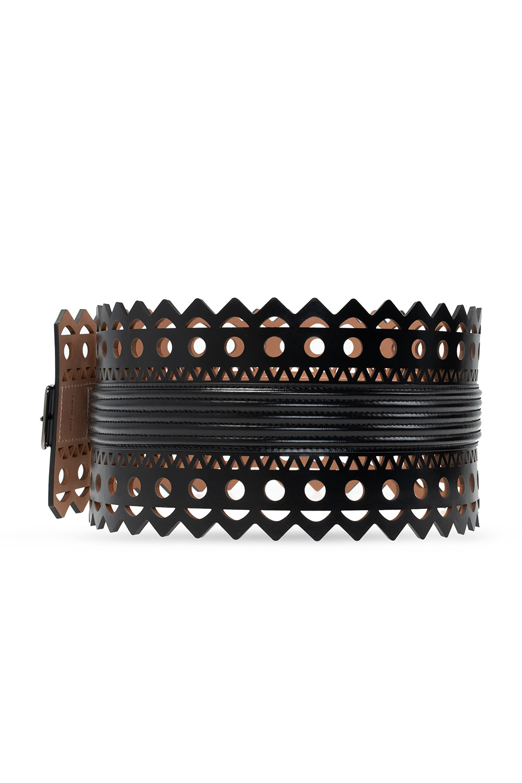 Alaia Waist belt