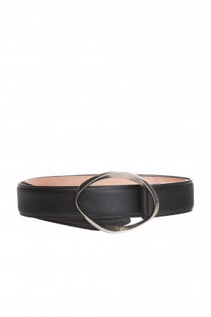 Belt with oval buckle od Lanvin