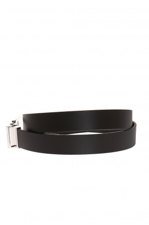Leather belt od Lanvin