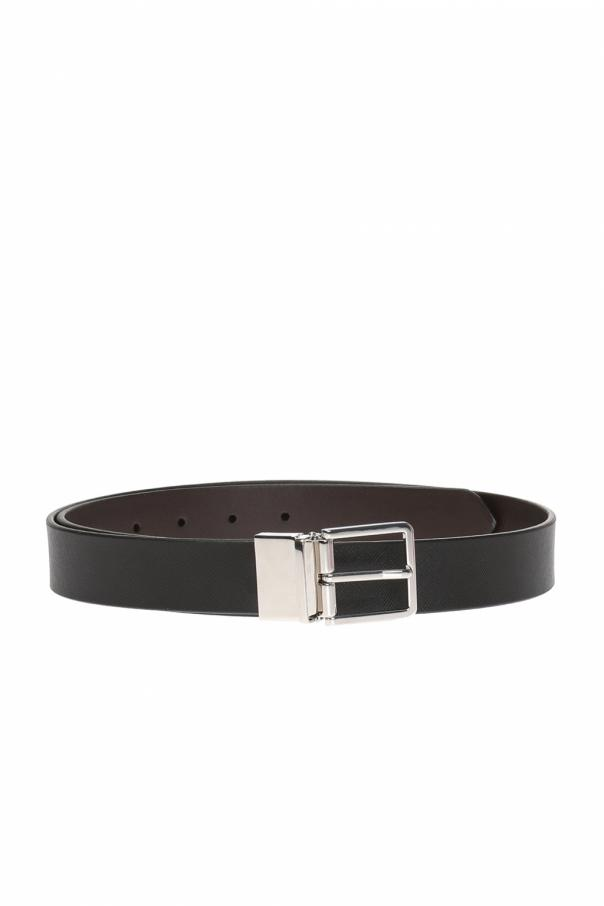 Paul Smith Logo belt