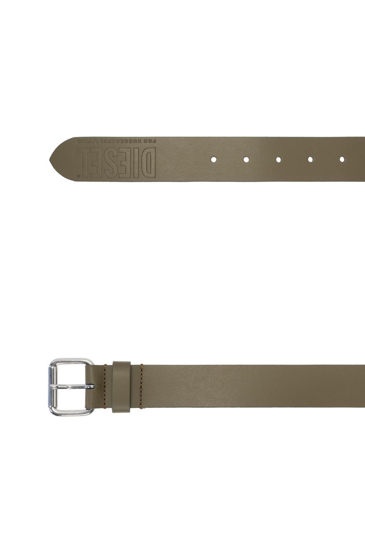 Diesel 'B-B55' belt with logo