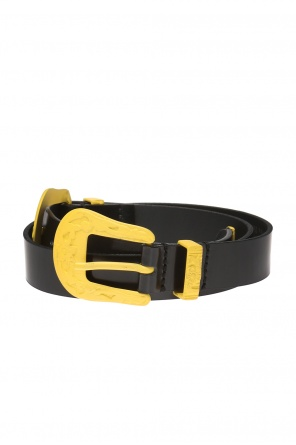 Double buckle belt od Diesel
