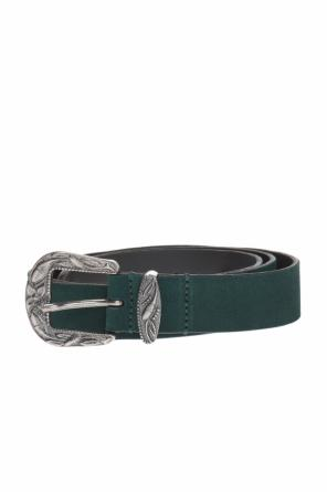 Decorative buckle belt od Diesel