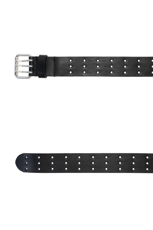 Diesel 'B-Mili' leather belt