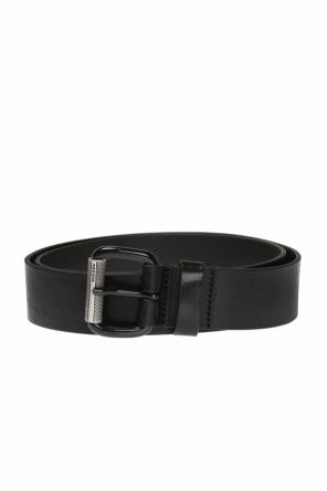 Leather belt od Diesel