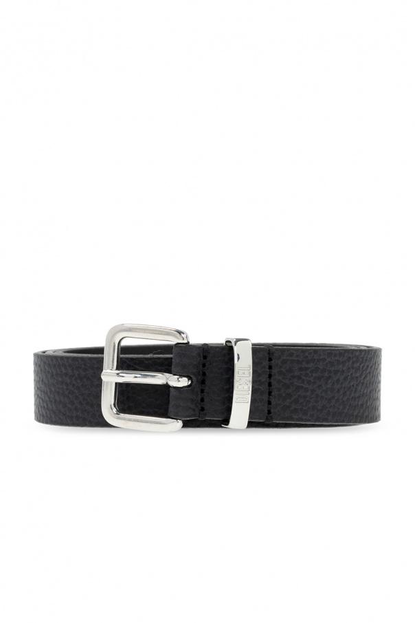 Diesel 'B-Ro' leather belt