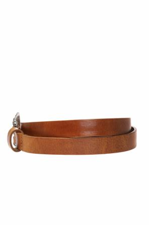 Belt with decorative buckle od Diesel