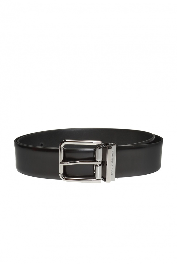 Dolce & Gabbana Decorative buckle belt