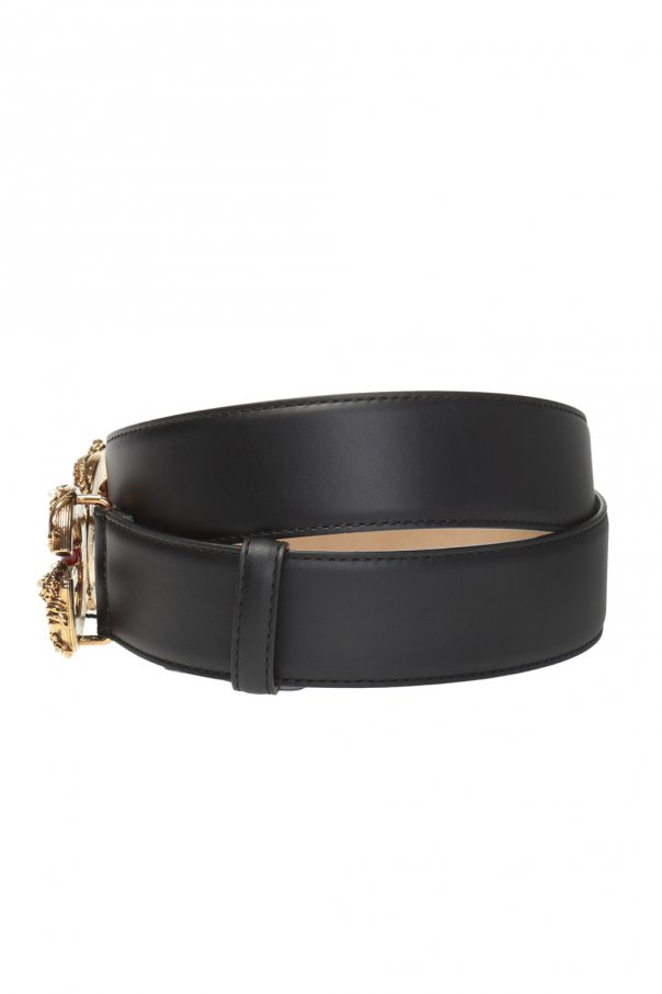 Decorative buckle belt od Dolce & Gabbana
