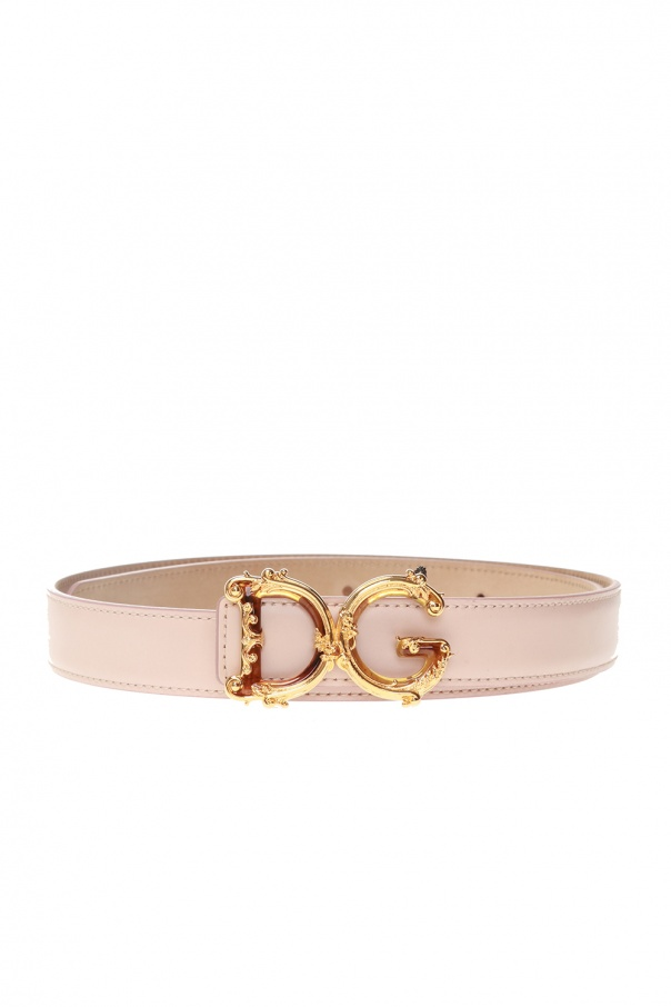 Dolce & Gabbana Belt with decorative buckle