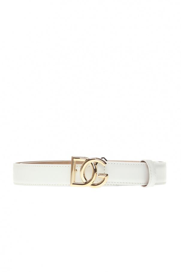 Dolce & Gabbana 品牌搭扣腰带
