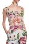 Dolce & Gabbana logo款式搭扣腰带