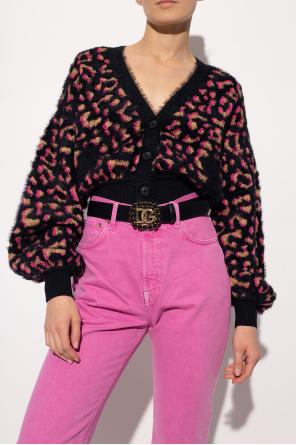 Belt with logo od Dolce & Gabbana