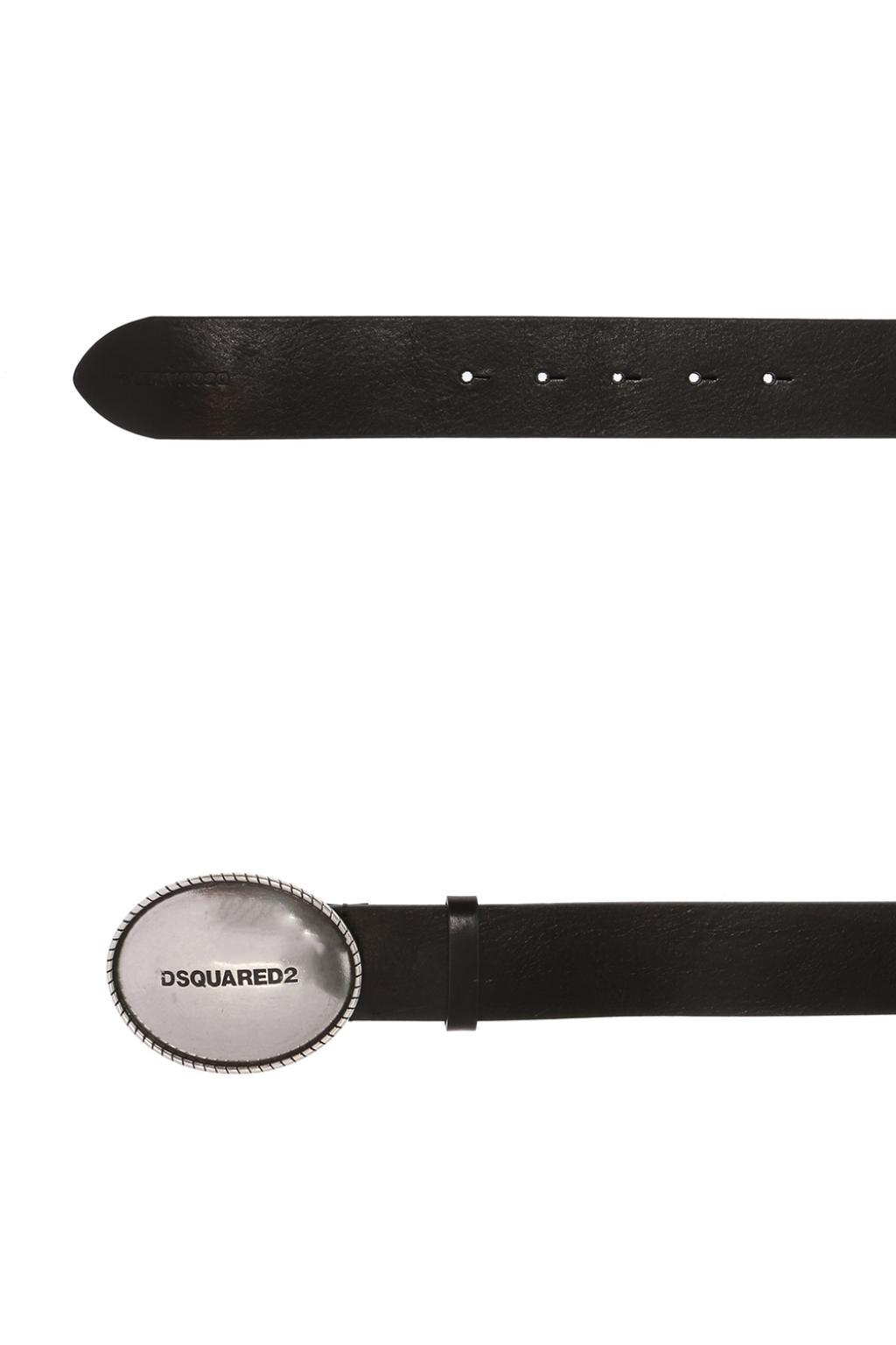 Dsquared2 Logo belt