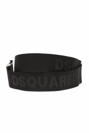 Logo-patterned belt od Dsquared2