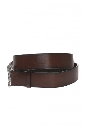 Belt with a decorative buckle od Dsquared2