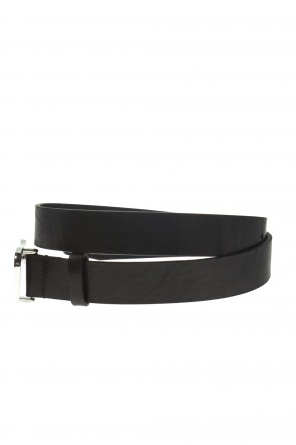 Logo-buckle belt od Dsquared2