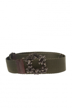 Belt with decorative buckle od Dsquared2