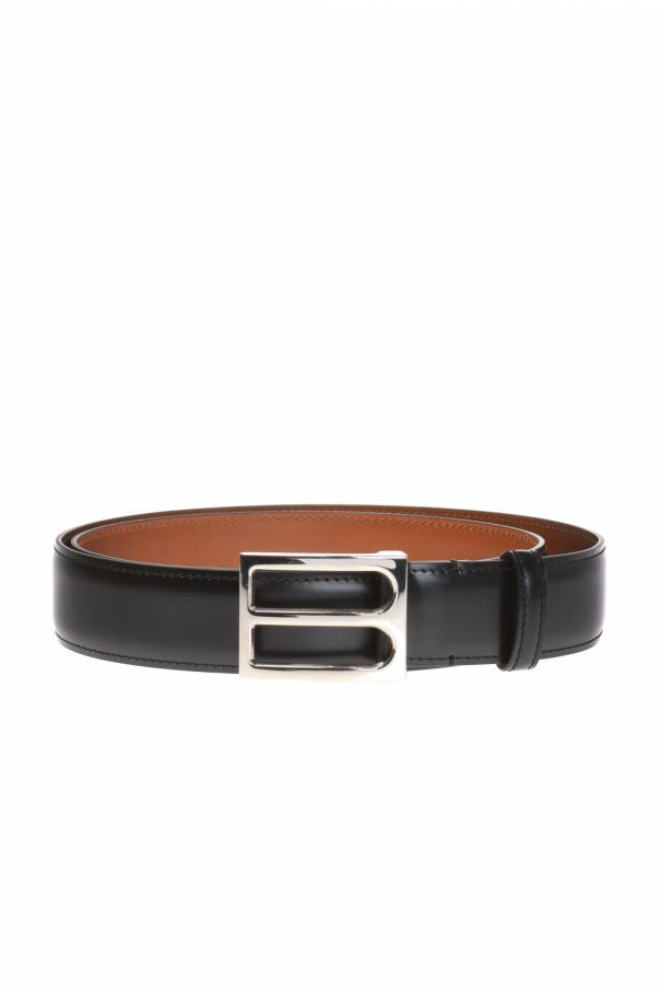 c0da6bd8f3 Leather Belt - 35mm Berluti - Vitkac shop online