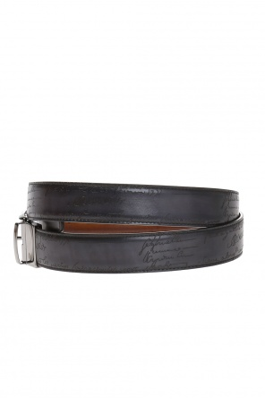 'b volute' belt od Berluti
