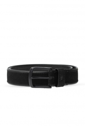 'carson' leather belt od AllSaints