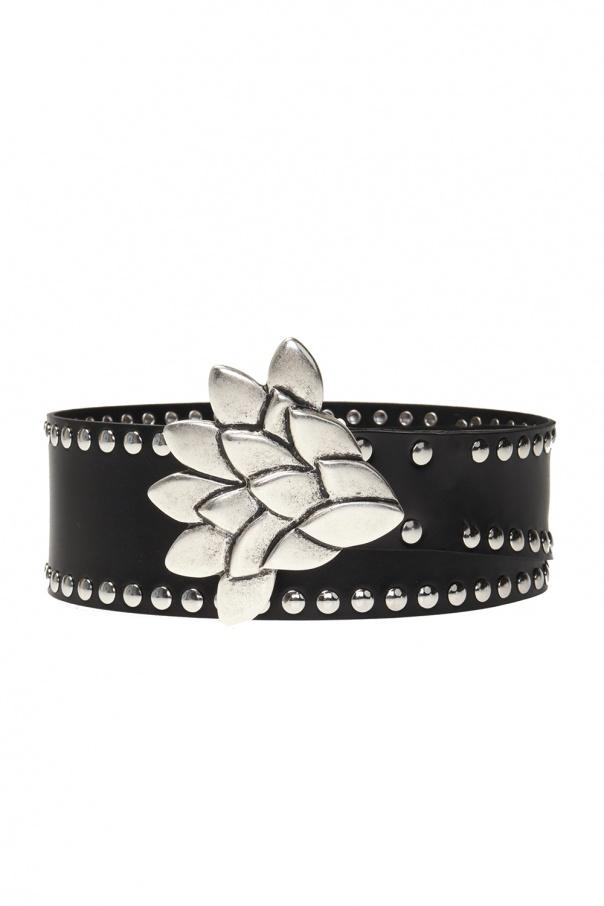Isabel Marant Belt with decorative buckle