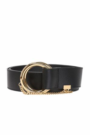 Leather belt od Chloe
