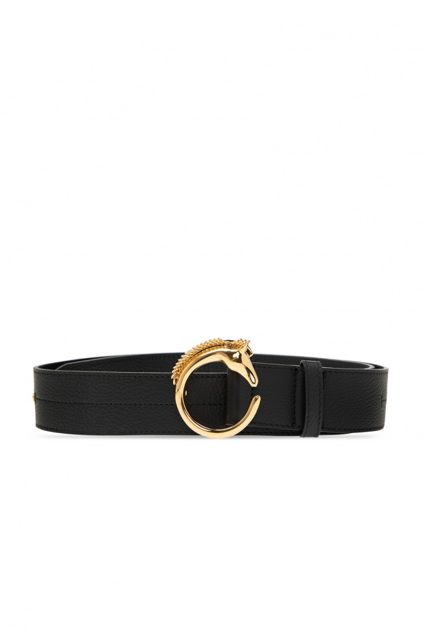 Chloe Belt with decorative buckle