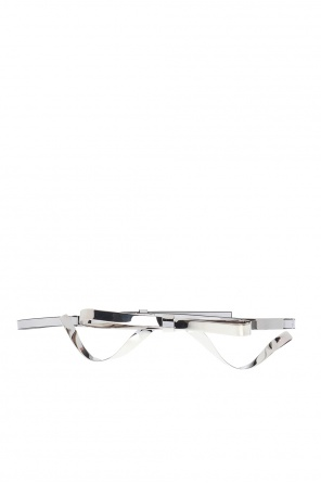 Belt with metal bow od Marni
