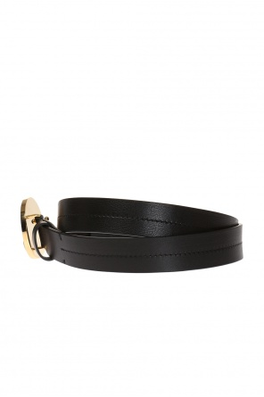 Leather belt od Marni