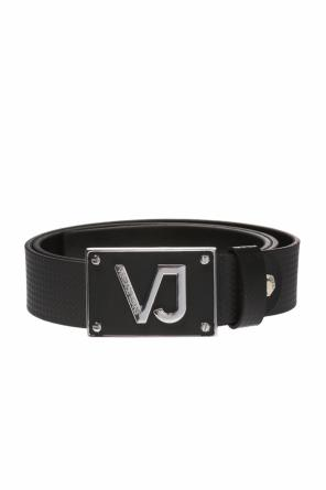 Belt with logo buckle od Versace Jeans