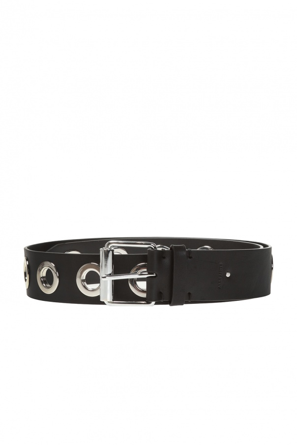 AllSaints 'Dani' Belt with logo