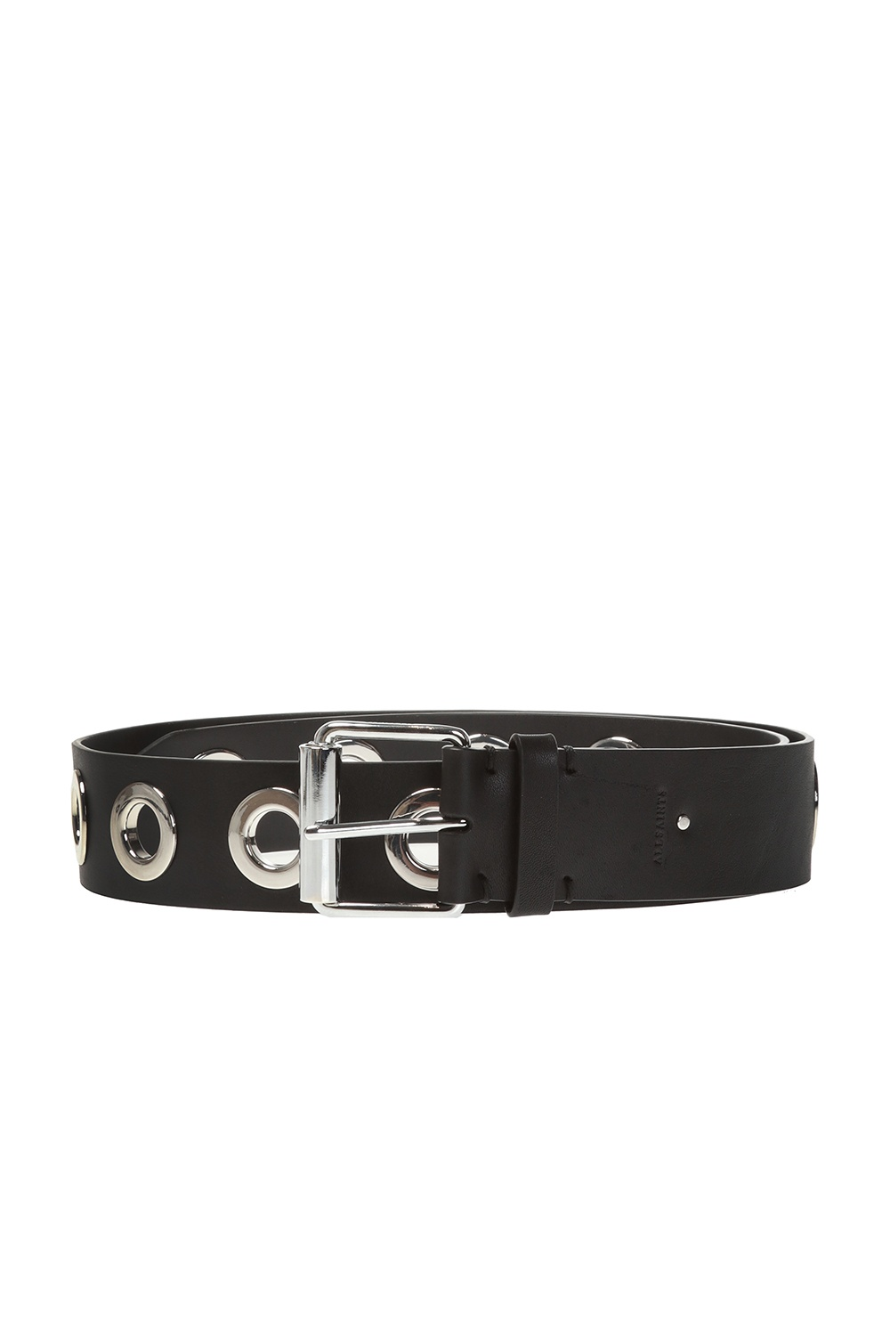 AllSaints 'Dani' Belt with logo